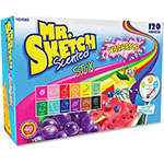 Mr. Sketch® Stix Markers, Wash, 120/ST, Scented/Ast