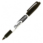 Sanford Laundry Pen, Black Ink