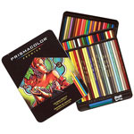 Prismacolor Premier Colored Pencil, 2H, 72 Assorted Colors/Set