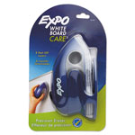 Expo® Dry Erase Precision Point Eraser With Replaceable Pad, Felt, 9-3/4W x 3-1/4D