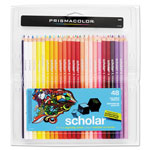 Prismacolor Scholar Colored Pencil Set, HB, 48 Assorted Colors/Set