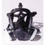 Sas Safety Medium Opti Fit Full Face N95 Respirator