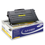 Samsung Laser Toner Cartridge for CLP 510, 510N, Yellow