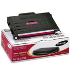 Samsung Laser High Yield Toner Cartridge for CLP 510, 510N, Magenta