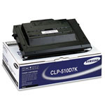 Samsung Laser High Yield Toner Cartridge for CLP 510, 510N, Black