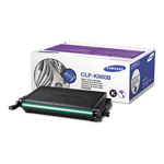Samsung CLP-K660B Toner Cartridge, High-Yield, Black