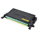 Samsung Toner Cartridge, 7000 Page Yield, Yellow