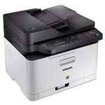 Samsung Multifunction Printer Xpress C480FW, Copy; Fax; Print; Scan