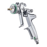 SATA SATAjet 4000 B HVLP Standard Spray Gun with 1.3mm Nozzle and RPS Cups