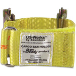 Saunders Bar Buddy Cargo Bar Holder, Yellow