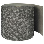 "Spc Battlemat Heavy-Roll Sorbent Pads, 25gal, 15"" x 150ft, Industrial Camouflage"