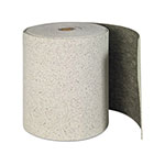 "Brady Re-Form Plus Sorbent-Pad Roll, 62gal, 28 1/2"" x 150ft, Gray"