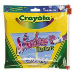 Binney and Smith Washable Window FX Markers
