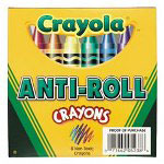 Binney and Smith Anti Roll Crayons