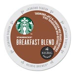 Starbucks Breakfast Blend Coffee K-Cups, 96/Carton