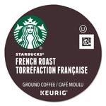 Starbucks French Roast K-Cups, 24/Box