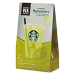 Starbucks Instant Beverage Mix, 4.16oz., 6/BX, Cool Lime