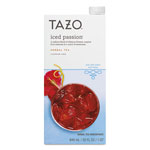 TAZO® Iced Tea Concentrate, Iced Passion, 32 oz Tetra Pak