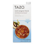 TAZO® Iced Tea Concentrate, Iced Sangria Black, 32 oz Tetra Pak