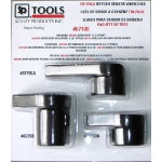 Schley Tri-Pack Oxygen Sensor Wrenches