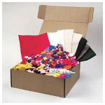 Chenille Kraft Company Felt Hand Puppet Activities Box