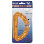 Classroom Safe-T Products Protractor