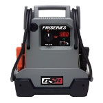 Schumacher Electric Portable Power ProSeries Jump Starter Battery Charger for 12 Volt Batteries