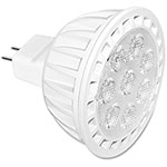 Satco LED Bulb, Dimmable, 7W, 520Lms, Energy Star, 4BX/CT, White