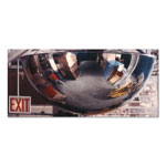 "See All Full Dome Convex Security Mirror, 18"" for Areas up to 300 Square Feet"