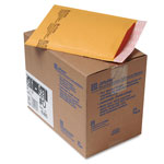 "Paper Jiffylite® Kraft Bubble Mailer with Self Seal Closure, 6""x10, Case of 25"