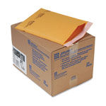 "Paper Jiffylite® Kraft Bubble Mailer with Self Seal Closure, 7 1/4""x12"", Case of 25"