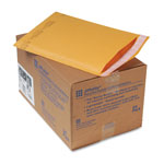 "Paper Jiffylite® Kraft Bubble Mailers with Self Seal Closure, 8 1/2""x14 1/2"", Case of 25"