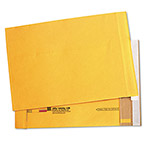 "Sealed Air Self-seal Mailers, Dual-ply, 9""x12"", 100/CT, Gold"