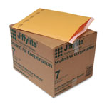 "Paper Jiffylite® Kraft Bubble Mailers, Self Seal Close, Bulk Pack, 14 1/4""x20"", Case of 50"