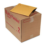 "Paper Jiffy® Recycled Padded Kraft Mailer, Plain Flap, 8 1/2""x12"", Case of 100"