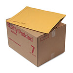 "Paper Jiffy® Recycled Padded Kraft Mailer, Plain Flap, 14 1/4""x20"", Case of 50"