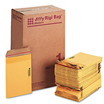 "Paper Jiffy® Rigi Bag® Fiberboard Mailers, Traditional #1, 7 1/2""x10 1/2"", Case of 50"