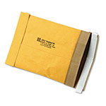 "Paper Jiffy® Recycled Padded Kraft Mailer, Self Seal Flap, 6""x10"", Case of 50"