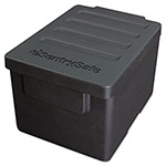 Sentry Fire Safe® Fileguard, Black, Black