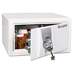 Sentry Med Series Safe, 11-2/5W X 10-2/5D X 6-3/5H, White
