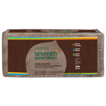 Seventh Generation Luncheon Napkins, Natural, 1 Ply, Pack of 500