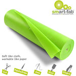 "Smart-Fab Fabric Rolls, 36"" x 600', Light Green"