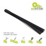 Smart-Fab Smart Fab Disposable Fabric, 48 x 40 roll, Black