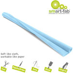 Smart-Fab Smart Fab Disposable Fabric, 48 x 40 roll, Sky Blue