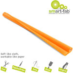 Smart-Fab Smart Fab Disposable Fabric, 48 x 40 roll, Orange