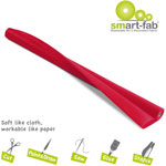 Smart-Fab Smart Fab Disposable Fabric, 48 x 40 roll, Cranberry