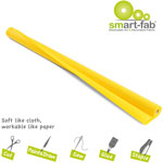 Smart-Fab Smart Fab Disposable Fabric, 48 x 40 roll, Yellow