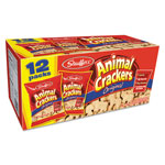 Stauffer's Animal Crackers, 1.5 oz Bag, 12/Box