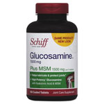 Schiff Glucosamine Plus MSM Tablet, 150 Count