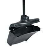 Rubbermaid Cover for Lobby Pro Dustpan, Plastic, Black